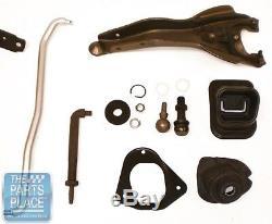 1964-66 Chevrolet Chevelle Big Block Manual Transmission Conversion Kit Bolt