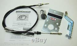 1965-66 Mustangs T5/T45/T56/TKO Clutch Cable Conversion kit