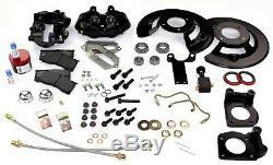 1967 1968 1969 Mustang Front Disc Brake Conversion Kit Power Manual Trans. V8
