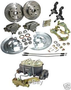 1968-72 Chevy Chevelle El Camino Manual Disc Brake Conversion Kit