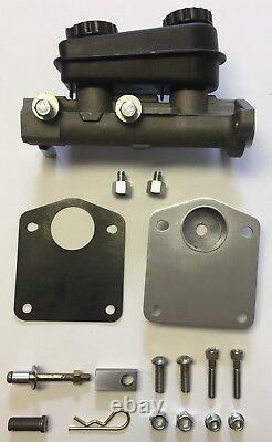 1978-1988 G-body Manual Brake Conversion Kit Disc / Disc 24mm Bore MC