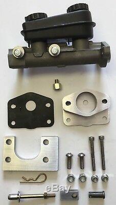 1982-1992 F-body Manual Brake Conversion Kit Disc / Drum 7/8 Bore MC