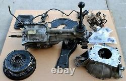 1988 Camaro Firebird 2.8L V6 T-5 Manual Transmission Conversion Kit USED OEM GM