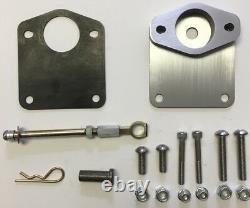 1994-1997 2nd Gen S10 Manual Brake Conversion Kit DISC / DISC 1.0 Bore MC