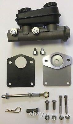 1994-1997 2nd Gen S10 Manual Brake Conversion Kit DISC / DISC 24mm Bore MC