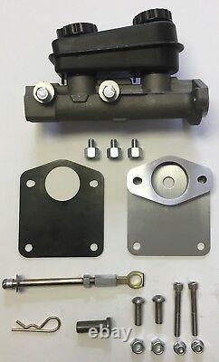1998 2004 2nd Gen S10 Manual Brake Conversion Kit DISC / DISC 1.0 Bore MC