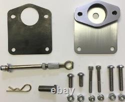 1998 2004 2nd Gen S10 Manual Brake Conversion Kit DISC / DISC 24mm MC