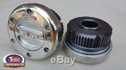 2000-2002 Dodge Ram 2500/3500 (SRW) Manual Locking Hub Conversion Kit