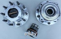 2008 2018 Dodge Ram 4500 & 5500 Manual Locking Hub Conversion Kit