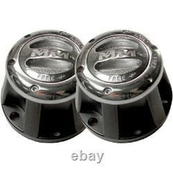 490 Mile Marker Locking Hubs Set of 2 New for 4 Runner Truck Toyota Tacoma Pair