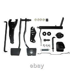67 68 Camaro Small Block 4 Speed Pedal Conversion Kit Manual Transmission