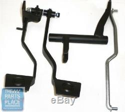 68-72 Buick GS GSX Manual Transmission Pedal Z Bar Conversion Kit 400 450 Motors