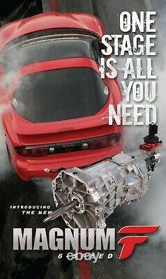 82-02 Camaro/Firebird T56 MAGNUM 6-Speed Manual Transmission Conversion Kit 2.97