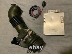 86 87 88 Ford Mustang MASS AIR CONVERSION KIT A9M Manual 5 Speed A9L A9P SBF