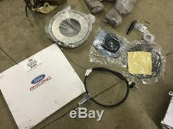 87-93 Ford Mustang 5 Speed Conversion Kit AOD To T5 Swap Manual Transmission OEM