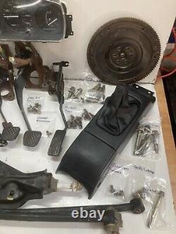 92-95 Honda Civic EG EH EJ Si manual C5F transmission swap kit Conversion D16