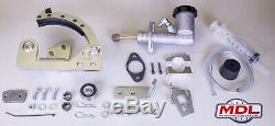 94-04 Ford Mustang SN95 Hydraulic Clutch Conversion Kit for T5/T45/3650/TKO/T56