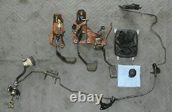 96-00 Honda Civic EK Clutch Pedal Assembly Manual 5 speed Swap Conversion KIT