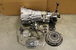 98-02 Camaro/Firebird LS1 Tremec T56 6 Speed Manual Conversion Kit Complete Used