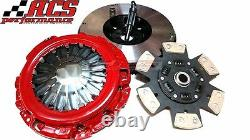ACS 75-83 280z 280ZX 2.8L Stage 3 350z Conversion Clutch Kit+Racing Flywheel