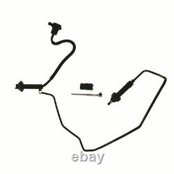 AUTO TO MANUAL CONVERSION KIT Transmission ZF 6spd 03-07 FORD 4x2 6.0 rear wheel