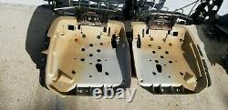 BMW E36 COUPE Convertible SEAT RAILS MANUAL 325 318 328 323 94 95 96 97 98 oem