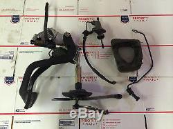 BMW E46 M3 6 Speed Manual Conversion Swap Parts Kit Pedals Shifter Slave Master
