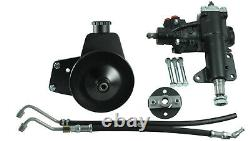 BORGESON P/S Conversion Kit Fits 68-70 Mustang withManual P/N 999021