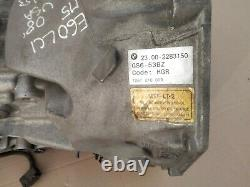 Bmw V10 S85 Manual Gearbox E63/e64 M6 Manual Conversion Kit See Details / Photos