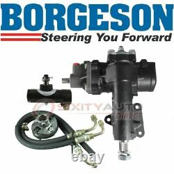 Borgeson 999031 Steering to Power Conversion Kit for Manual Gear yh