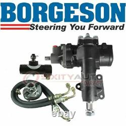 Borgeson 999032 Steering to Power Conversion Kit for Manual Gear ps