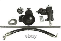 Borgeson P/S Conversion Kit Fits 65-66 Mustang with Manual Steering and 289/302