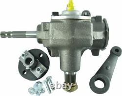 Borgeson Steering Conversion Kit Power to Manual'68-'72 Chevelle 442 GTO