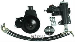 Borgeson Universal Steering Conversion Kit Power to Manual Ford 289 Kit 999021