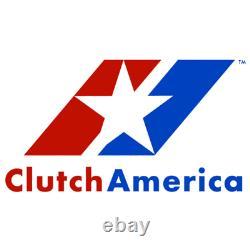 CLUTCH AND FLYWHEEL CONVERSION KIT fits 05-10 VW BEETLE JETTA RABBIT 1.9L 2.5L