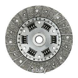 CM OEM CLUTCH SOLID FLYWHEEL CONVERSION KIT for 97-05 AUDI A4 B5 B6 1.8L TURBO