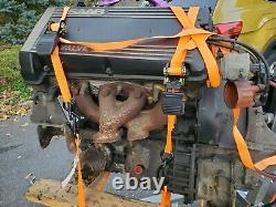 Classic Saab 900 16 Valve Manual Transmission Conversion Kit and Engine