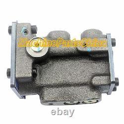 Conversion Kit For Hitachi EX100-2 EX120-2 Hydraulic Pump with English Manual