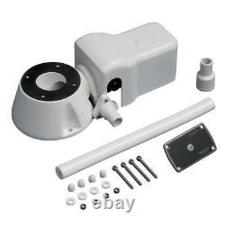 Electric Toilet Conversion Kit, 24v Toilet Conversion Kit, Manual To Electric
