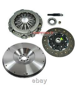 FX CLUTCH KIT+MID-WEIGHT SOLID FLYWHEEL CONVERSION for NISSAN 350Z G35 VQ35DE