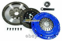 FX STAGE 2 CLUTCH and SOLID FLYWHEEL CONVERSION KIT for 05-06 VW JETTA TDI 1.9L