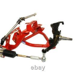 For Chevy Camaro 82-92 Pinto Manual Steering Rack & Pinion Conversion Kit