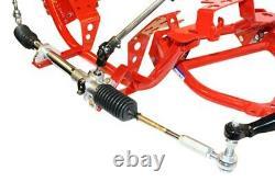 For Chevy Camaro 82-92 Rack and Pinion Conversion Kit Retrofit Pinto Manual