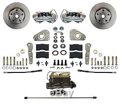 Ford Galaxie Front Disc Brake Conversion Kit Manual Brakes