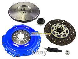 Fx Stage 1 Solid Flywheel Conversion Clutch Kit 88-94 Ford F Sd F250 F350 7.3l