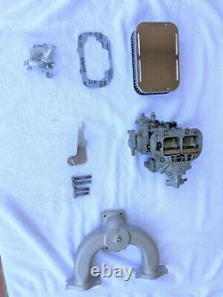Genuine Weber 38/38 Carb Conversion Kit With Manual Choke Fits Mg Mgb 1962-1980