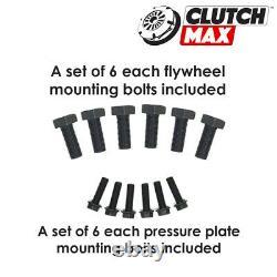 HD CLUTCH KIT+FLYWHEEL CONVERSION SET for 05-10 VW BEETLE JETTA RABBIT 1.9L 2.5L