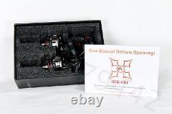 HIKARI Ultra LED Headlight Bulbs Kit HB3(9005) Conversion Original Manual Box