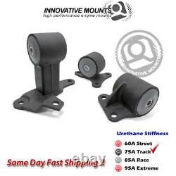 Innovative Conversion Mount Kit 94-97 for Accord DX/LX Manual H23/F20 29752-75A