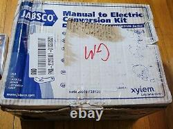 Jabsco 12V Manual to Electric Conversion Kit #29200-0120